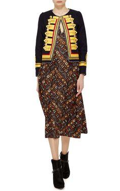 Alix of Bohemia Look 10 on Moda Operandi Bohemia Style, Bohemia Fashion, Summer Of Love, Spring Summer, Fall Winter, Design Inspiration, Dresses For Work, Jackets, Clothes