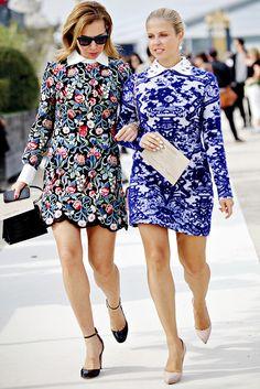 Неделя моды в Париже SS14: streetstyle. Часть VII (фото 11)