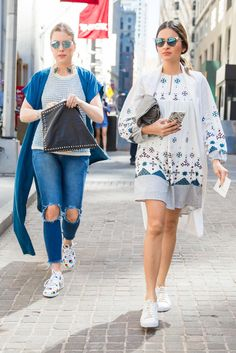 The stylish outfits that every chic woman has in her wardrobe.