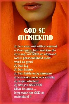 Bible Quotes, Qoutes, Afrikaanse Quotes, Goeie More, Daughter Quotes, God Is Good, Prayers, Give It To Me, Inspirational Quotes