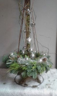 Kerst Green Christmas, Christmas 2015, All Things Christmas, Holiday, Advent, Christmas Tree Accessories, Home Crafts, Christmas Crafts, Christmas Candle Decorations