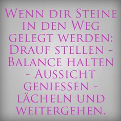 So isses 👍 Life Quotes To Live By, Motivational Quotes For Life, Inspirational Quotes, Words Quotes, Sayings, German Quotes, Thing 1, True Words, Cool Words
