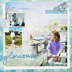 Scraplift of Karen  All Designer Digitals