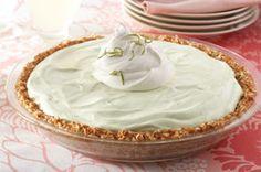 Tarte margarita à la limette------------------------------La boisson citron-limette donne à cette tarte délicieuse un bon petit goût piquant et acidulé.