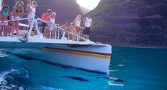 Napali Snorkeling
