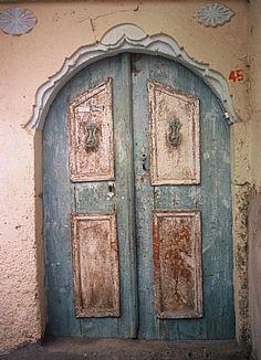 Same shade of blue of our existing door - Old Turkish Door