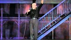 George Carlin - Top 20 Moments (Part 2 of 4), via YouTube.