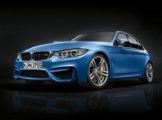 BMW tweaks the 2016 M3: http://www.playmagazine.info/bmw-tweaks-the-2016-m3/