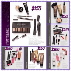 Put some spring into your step with these NEW Spring 2016 Younique Collections.