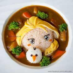 Frozen Rice Curry