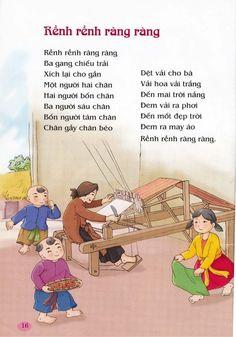DONG DAO CA DAO DAN CA CHO BE - Tìm với Google Learn Vietnamese, Childhood, Learning, My Love, Baby, Nursery Rhymes, Infancy, My Boo, Studying
