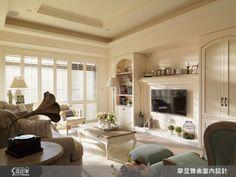 專業設計,重現美式鄉村風氛圍,讓新居陽光滿溢、風格滿點