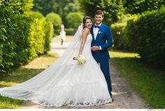 Свадебная фотосессия в спб Рома и Вера