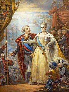 A figura mais marcante do reinado de Catarina, a Grande, além da própria imperatriz, foi Gregório Potemkin. Durante 17 anos, de 1774 a 1791, ele foi o homem mais poderoso da Rússia. Ninguém foi tão íntimo de Catarina em toda sua vida. Foi amante, conselheiro, comandante em chefe, governador, e vice-rei de metade do império, …