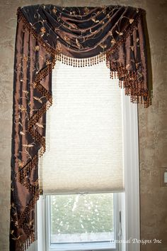 Swags Amp Cascades On Pinterest Swag Valances And Window