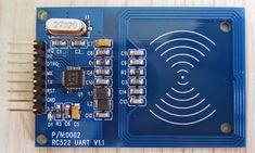 Ejemplo #8 Indentificación por radio frecuencia (RFID) RC522 | Arduino de todo…