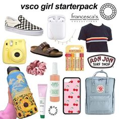 Ever questioned what a VSCO Girl is? Even even more, ever questioned which VSCO lady device your star sign is? Basic White Girl, White Girls, Girl Outfits, Trendy Outfits, Cute Outfits, Trendy Clothing, Aesthetic Girl, Aesthetic Clothes, Aesthetic Memes