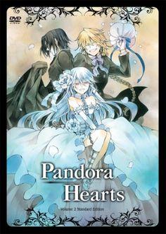 Pandora Hearts DVD Set 2 (S) #RightStuf2013