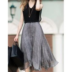 Chiffon Dress For Women