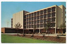 San Fernando Valley State College - Northridge, CA circa 1970's