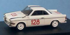 Scala 43 - 1:43 - BMW 700 Coupe - Block/Paul - 1961 Mille Miglia
