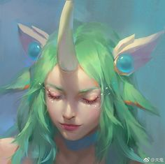 League of Legends - Star Guardian Soraka Lol League Of Legends, League Of Legends Characters, Fanart, Game Character, Character Design, Splash Art, Girls Anime, Wow Art, 3d Models