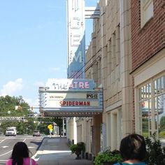 Gem Theater, Kannapolis NC Cities In North Carolina, Dale Earnhardt, Theatres, Movie Theater, Gem, The Neighbourhood, Coastal, Paradise, Faith