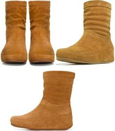 FITFLOP CRUSH BOOT BROWN SUGAR WOMENS PULL ON « Shoe Adds for your Closet