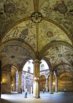 Palazzo Vecchio - Florencia | by dcardenosa