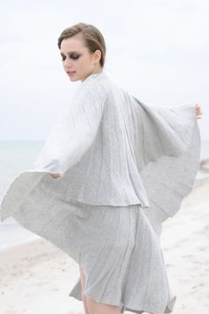 Edelziege | Royal Butterly Wrap | Cashmere | Slow fashion | Ethical | donnadonella.com