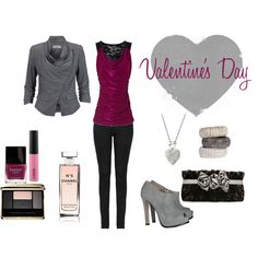 Valentine's Day Outfit! I love this!