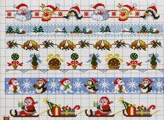 Si avvicina il Natale... ecco qualche bordo