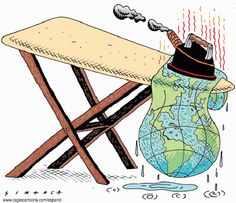 Sobre el calentamiento global
