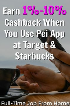 Pei App Review: Scam or Legitimate Cashback App? | Full Time Job From Home Legitimate Online Jobs, Best Online Jobs, Online Work, Online Income, Online Earning, Way To Make Money, Make Money Online, Apps That Pay You, Freelance Writing Jobs
