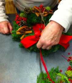 #Natale in #Fiore 2012