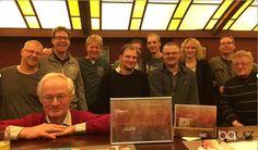 Een hilarische Pubquiz voor het personeel van Re-on LAS Lastechniek met voorafgaand een heerlijk diner bij @Grandcafe Time Out te Groningen- www.thepubquiz.nl voor een hilarisch teamuitje!