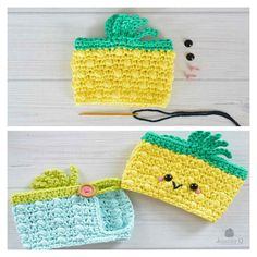 These cute Pineapple cozies are not only great for the summer but for all year long. These cozies will make perfect gifts and are easy to make.
