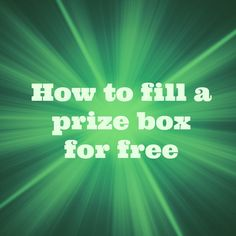 Free prizes and rewards to give students--basically stuff you already have in the classroom!!!