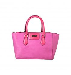 This comes in pink, orange, lime and white. Pink Handbags, Satchel Handbags, Pierre Cardin, Purses, Fun, Lime, Leather, Orange, Collection