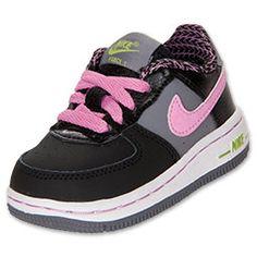 Nike Toddler Air Force 1 Low Basketball Shoe