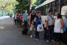 CRÓNICA FERROVIARIA: La Plata. Estarían evaluando la puesta en servicio...