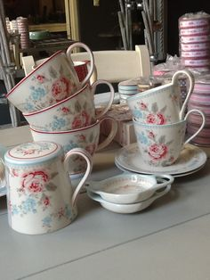 GreenGate Cups Malou. New GreenGate collection arrived at www.originated-shop.nl