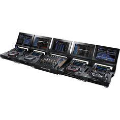 DJ Gear Porn - Pioneer CDJ-Tour1 and DJM-Tour1