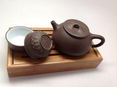 Yixing tea set small 4 pcs set
