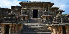 Labirintul de la Templul Hoysaleswara, Halebidu