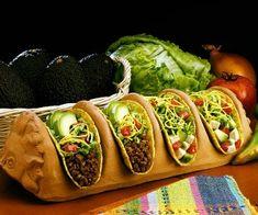 Origenes y Recetas de Comida Mexicana