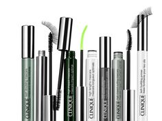 clinique, the silver tube is called Clinique glossy. I have used it since high school and will NEVER stop. It is hands down the best non clumping long lash mascara there is!