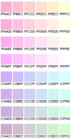 Pastel color scheme // Here is your color scheme, Elliott Elliott Brady Creative Hrubec Schmeltzer Schmeltzer Hatch Rgb Palette, Pastel Colour Palette, Colour Pallette, Colour Schemes, Pastel Colors, Color Combos, Colours, Lip Colors, Decoration Palette