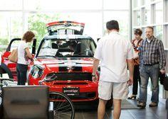 Test Drive Takedown at Prestige MINI