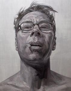 Self portrait 2013 Tai-Shan Schierenberg